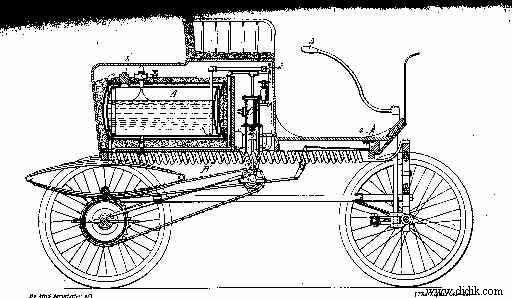 history and directory of electric cars from 1834